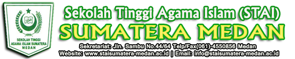 .: STAI Sumatera Medan